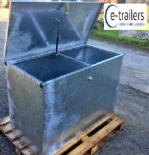 Galvanised Storage Boxes